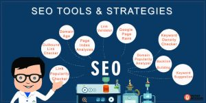 seo tools and strategist